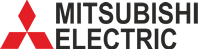 mitsubishi electric logotype