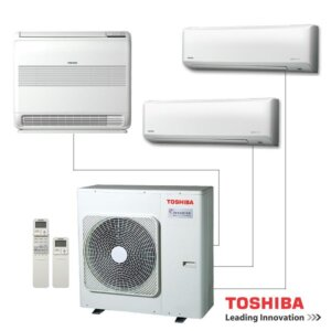Klimatyzatory system multi-split
