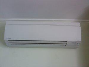 Instalacja klimatyzatora DAIKIN