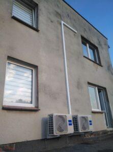 Klimatyzatory Haier 7kW agregaty Wrocław